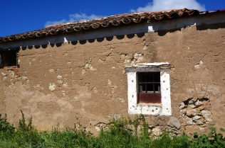 Antigua casa en las Huertas de Santa Cruz
