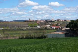 La ciudad desde Las Viñas