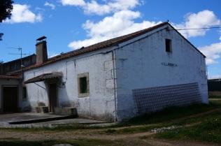 Una de las pocas casas habitable