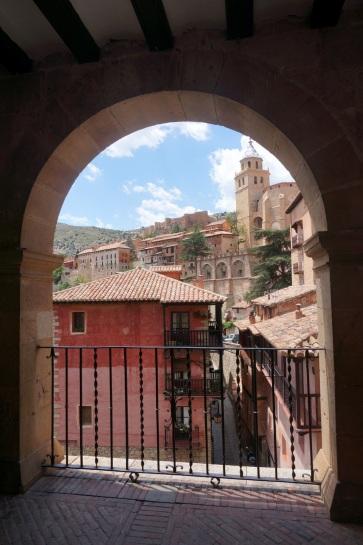 Catedral desde la plaza